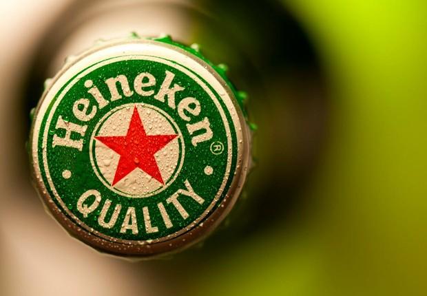 Cerveja Heineken (Foto: Reprodução/Facebook)