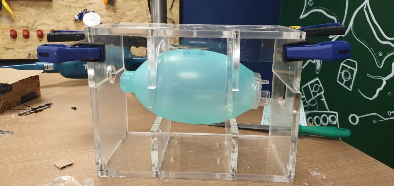 Startup do interior de SP desenvolve projeto de respiradores com baixo custo