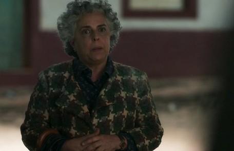 Na terça (9), Firmina contará para Neide que a sua filha está morta e será expulsa de casa TV Globo