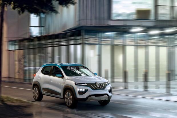 Renault K-Ze  (Foto: divulgação)