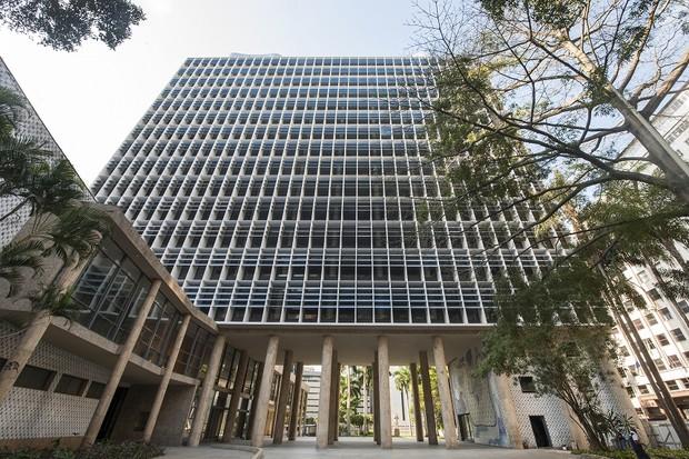 9 motivos que explicam a importância do Palácio Capanema para a arquitetura nacional (Foto: Divulgação/Iphan)