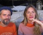 Bruno Gagliasso e Giovanna Ewbank | Reprodução