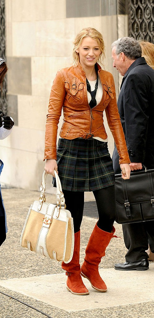 Serena van der Woodsen, Gossip Girl (Foto: Getty Images)