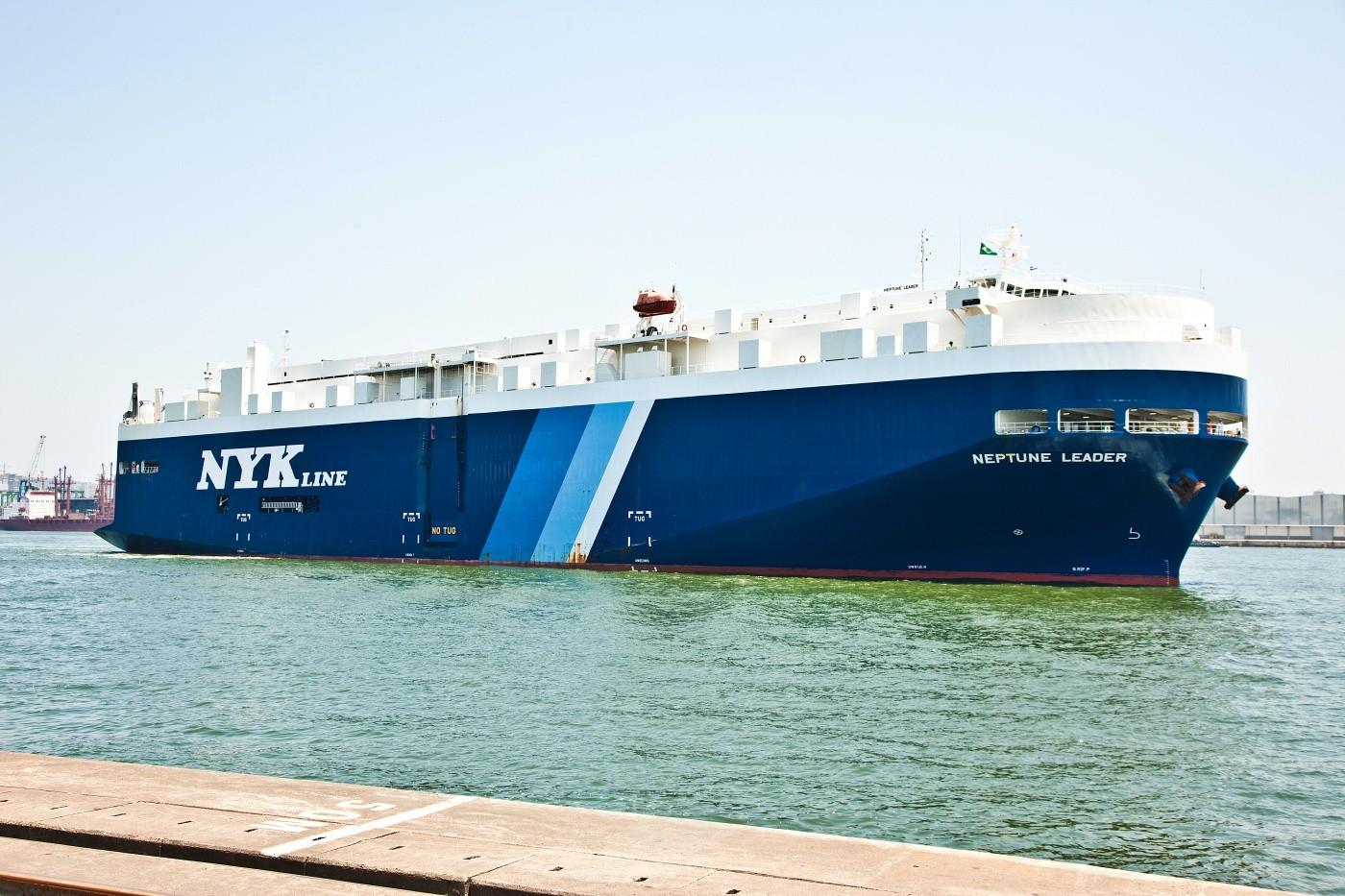 Como funciona o transporte de carros em navios?