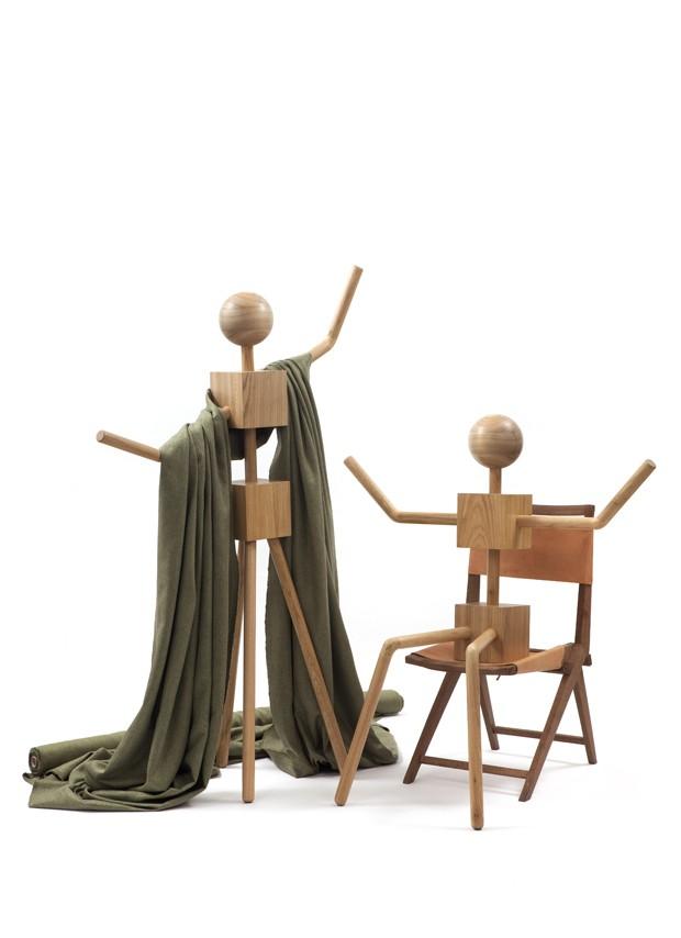 Mobiliário de Lina Bo Bardi ganha exposição no shopping Iguatemi São Paulo (Foto: Divulgação)