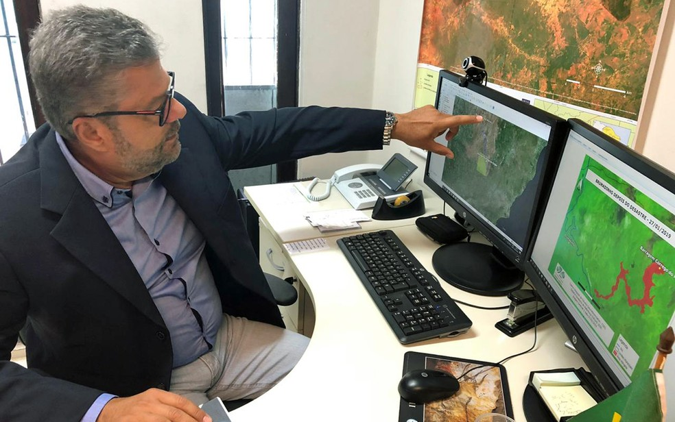 Neison Freire é pesquisador da Fundação Joaquim Nabuco (Fundaj) — Foto: Pedro Alves/G1