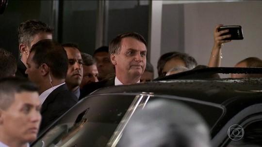Governo comprará carros blindados para escolta de Bolsonaro e Mourão