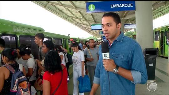 Sistema de integração de Teresina faz três meses e passageiros ainda relatam problemas
