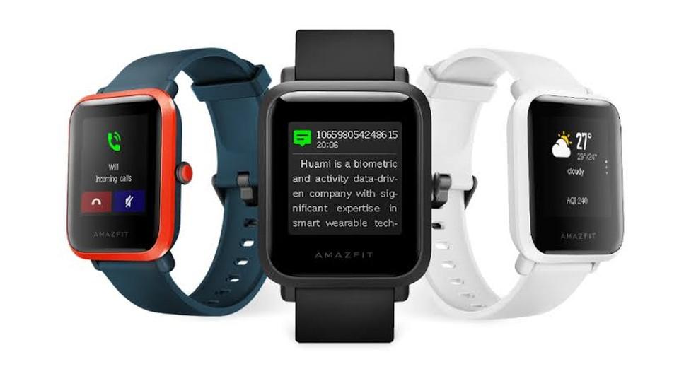 Xiaomi aposta no Amazfit Bip S, relógio smart com bateria para 40 ...