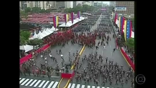 Após Maduro denunciar complô para assassiná-lo, Juan Manuel Santos responde: 'acusação insólita'