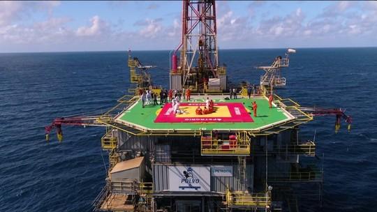 Tatame em alto-mar: na plataforma de gás e petróleo, judô da inclusão social