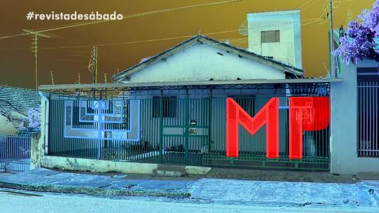 Marcos Paiva conhece casas com iniciais do sobrenome no portão, em Bastos