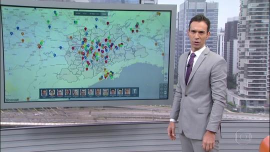Candidatos ao governo de SP priorizam capital na campanha e ignoram Vale do Ribeira