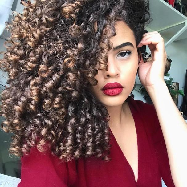 Movimento do cabelo natural (Foto: Reprodução/Instagram)