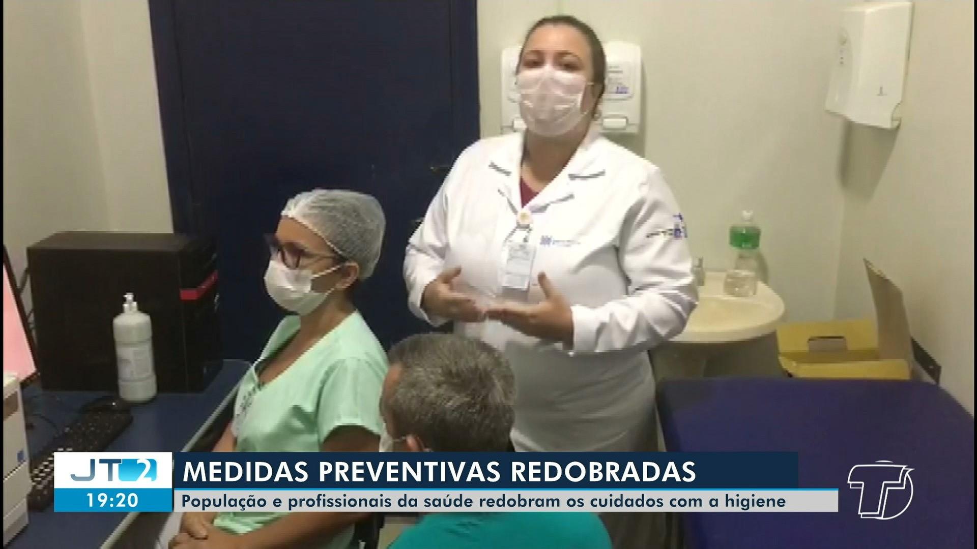 VÍDEOS: Jornal Tapajós 2ª edição de quarta-feira, 1º de abril