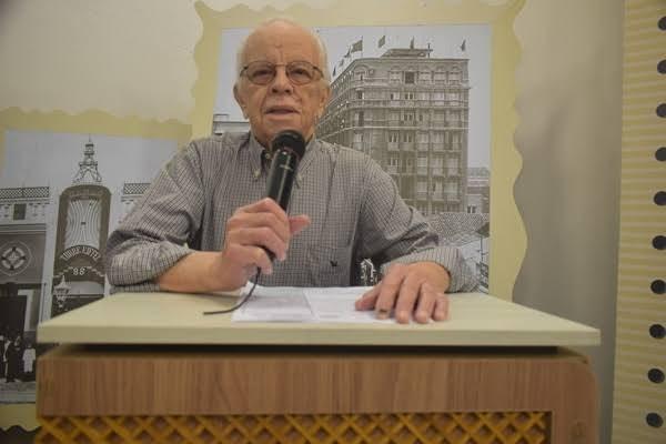 Morre o comunicador Augusto Borges, aos 89 anos