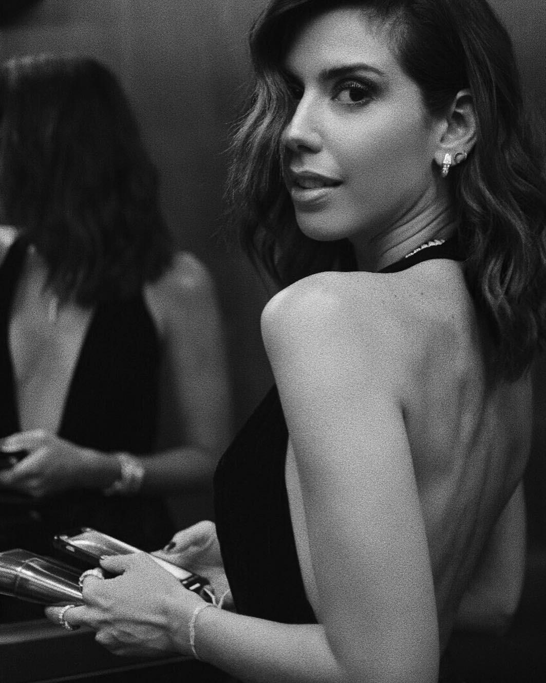 Camila foi eleita em 2017 uma das 500 pessoas mais influentes do mundo da moda (Foto: Reprodução / Instagram)