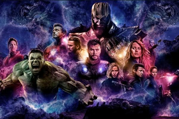 Vingadores (Foto: Divulgação)