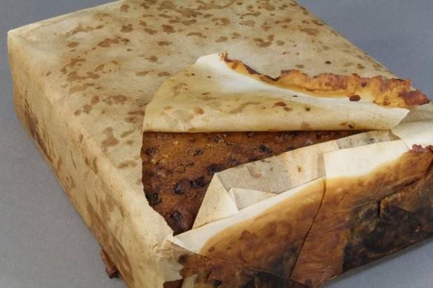 Torta de mais de cem anos achada 'intacta' na Antártica