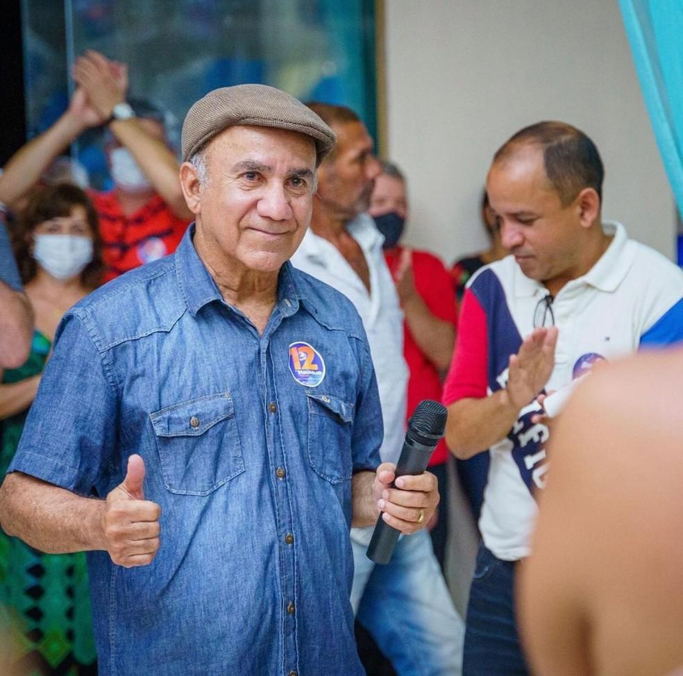 Prefeito eleito de Espera Feliz morreu em decorrência da Covid-19 — Foto: Instagram/Reprodução
