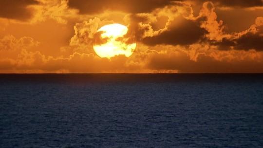 Encontro de oceanos acontece no Cabo das Agulhas, no sul da África
