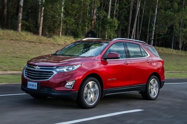 Vídeo: a bordo do Chevrolet Equinox - AUTO ESPORTE | Vídeos
