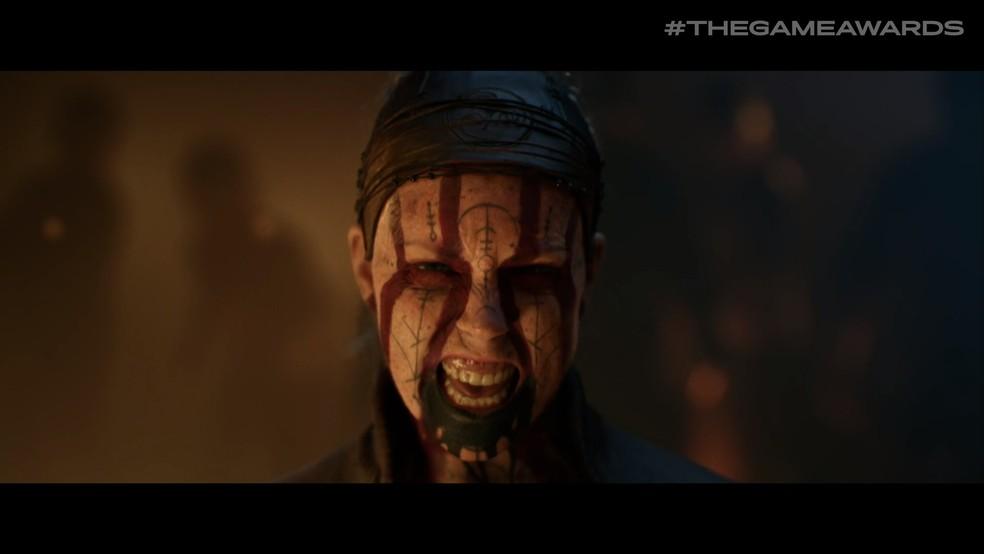 Hellblade 2: Senua's Saga foi anunciado para Xbox Series X — Foto: Reprodução/Felipe Vinha