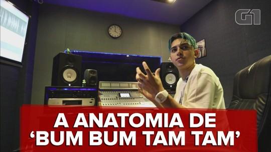 Funk brasileiro se espalha nas paradas da América Latina com 'Olha a explosão' e 'Bum bum tam tam'