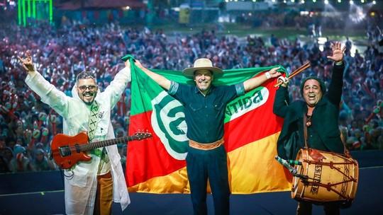 Foto: (Diego Vara/ Agência Preview)