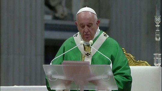 Papa encerra encontro com apelo em defesa da Amazônia