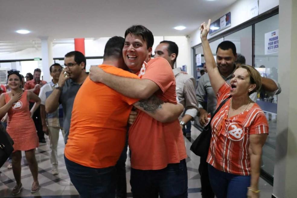 Eleição escolhe presidente da OAB no Tocantins — Foto: Divulgação/OAB