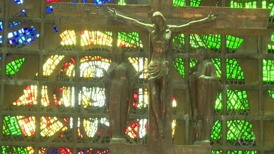 Dom Orani celebra missa de Natal na Catedral Metropolitana do Rio