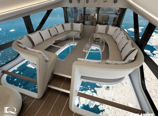 Airlander 10 (Foto: Reprodução/ Design Q)