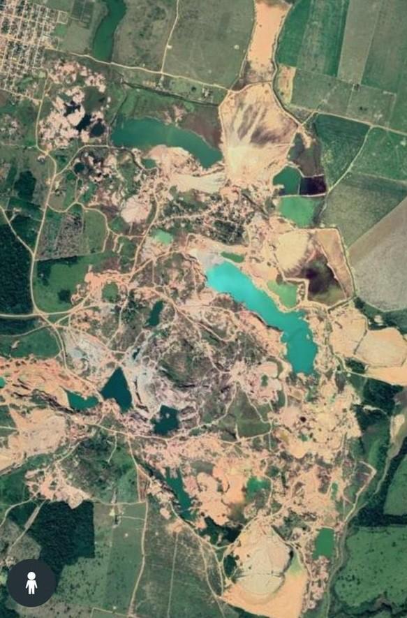 Cooperativa responsável por 5 barragens de RO não recebeu termo de interdição, diz geólogo  - Notícias - Plantão Diário