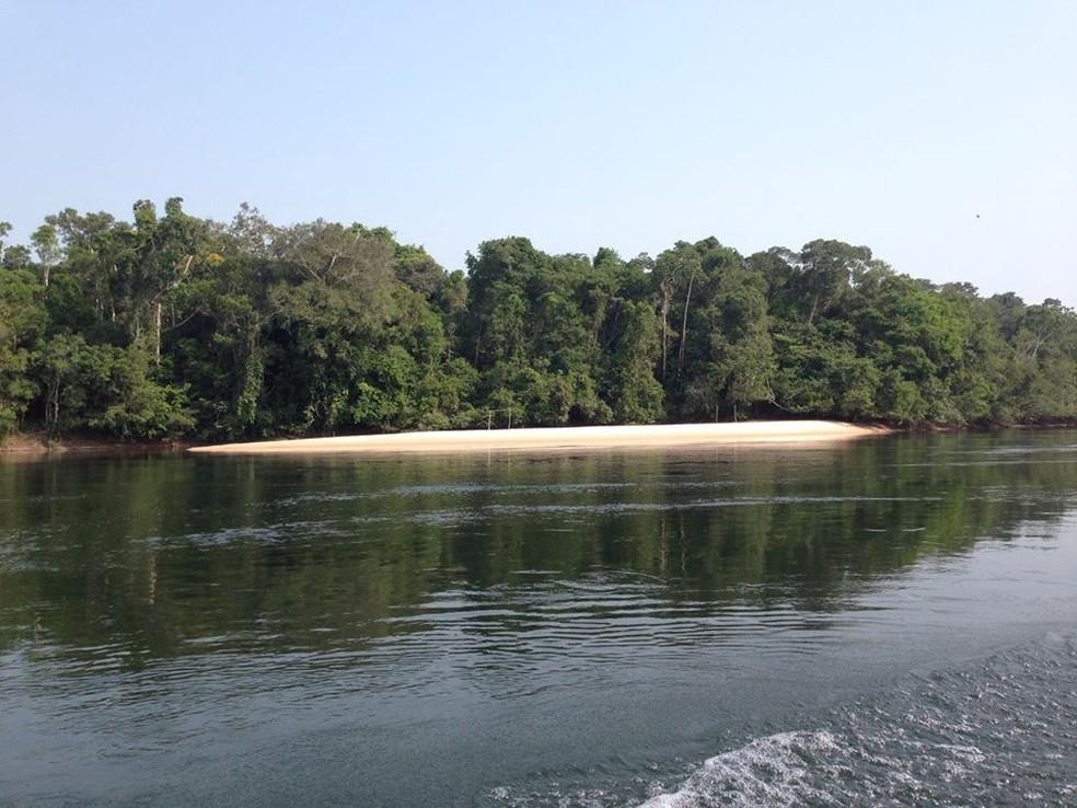 Moisés se afogou no Rio Juruena, em Castanheira (MT) (Foto: Arquivo Pessoal)