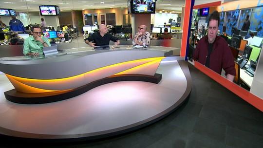 Redação SporTV analisa empate entre Corinthians e Fluminense, pela Sul-Americana