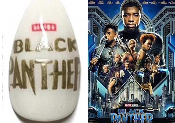 Black Panter (Foto: Reprodução/Instagram)