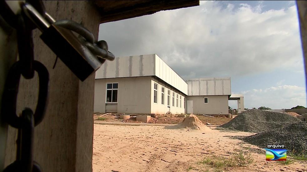 O governo reservou em 2014 quase R$ 7 milhões para a construção de sete novos centros de hemodiálise no estado. — Foto: Reprodução/ TV Mirante