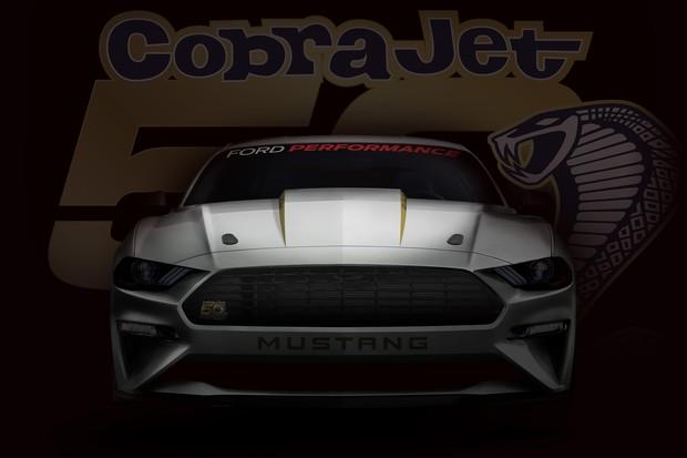 Mustang Cobra Jet 2018 (Foto: Divulgação)