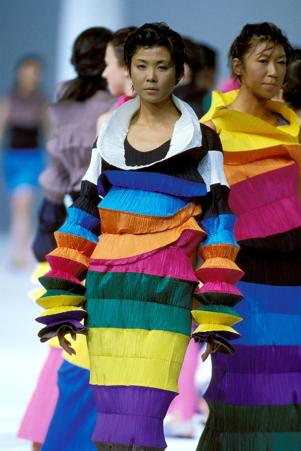 Issey Miyake (Foto: Getty Images)