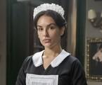 Kéfera como Brigite em 'Espelho da vida' | Globo/ Victor Pollak