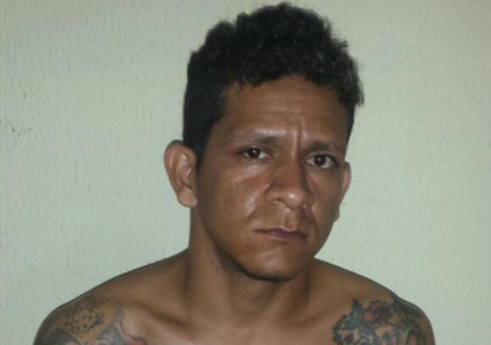 -  Wax Nunes, o   39;Seninha  39;,era considerado de alta periculosidade; ele estava foragido desde janeiro  Foto: Divulgação/Polícia Militar