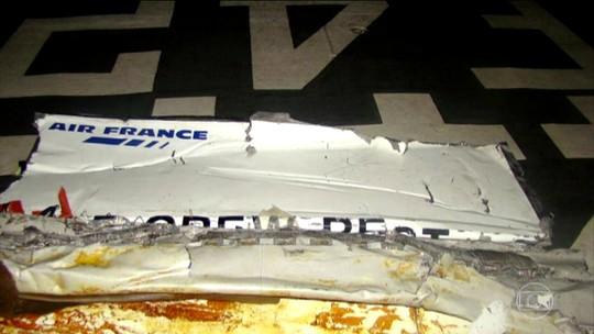 Procuradoria de Paris pede julgamento para Air France por causa da queda de avião em 2009