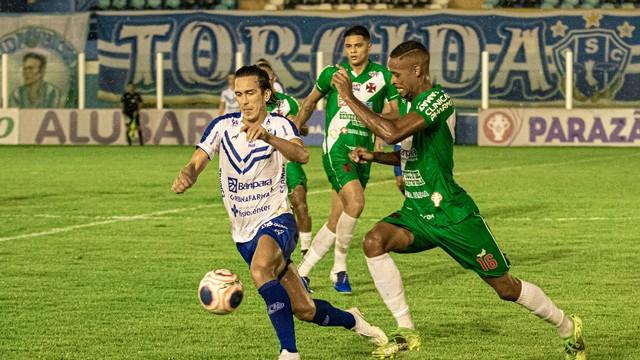 Paysandu e Tuna cumpriram compromisso adiado na 5ª rodada