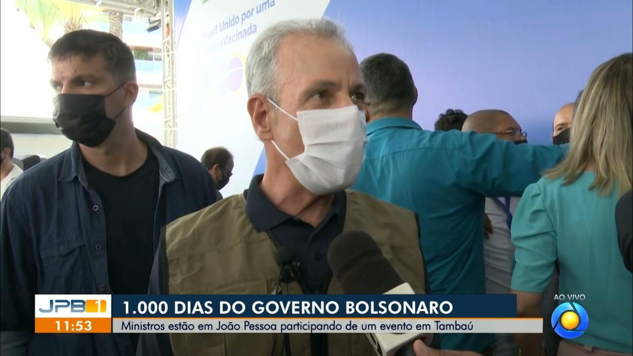 Ministro de Minas e Energia diz que 'não há plano de racionamento' para o Brasil
