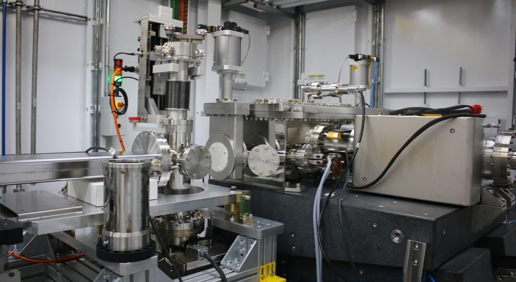 Pesquisadores do CNPEM esperam inciar os testes e ajustes das duas primeiras linhas de luz do Sirius ainda no primeiro semestre de 2020 — Foto: Cristiane Duarte/CNPEM