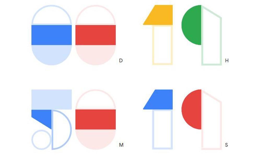 Site do Google exibe contagem regressiva para o evento anual, que deve revelar novo Android — Foto: Divulgação/Google
