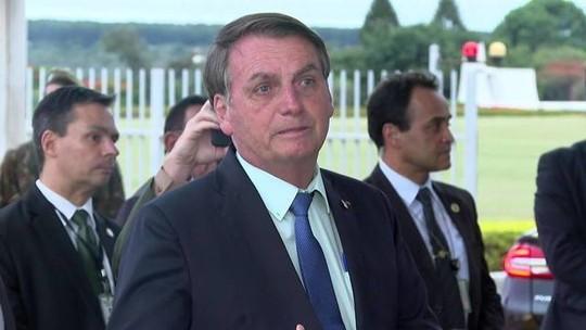 Bolsonaro diz que reforma administrativa deve ser 'a mais suave possível'