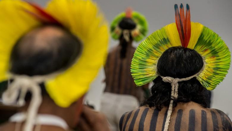 indígena-indio-funai (Foto: Divulgação/Funai)