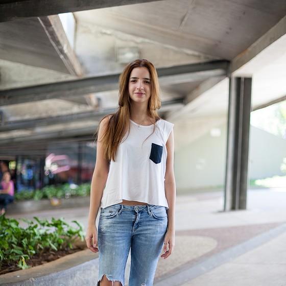 ANNA MEMRAN |17 anos | Colégio Rio Branco | São Paulo, SP (Foto: Tuca Vieira e Joel Rocha)